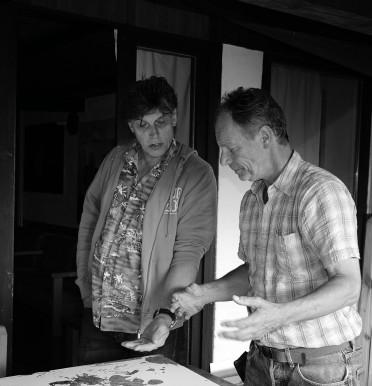 Ron Weijers, Walter Koestenbauer